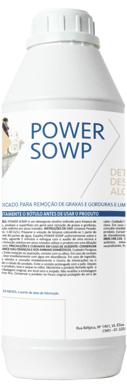 POWER SOWP